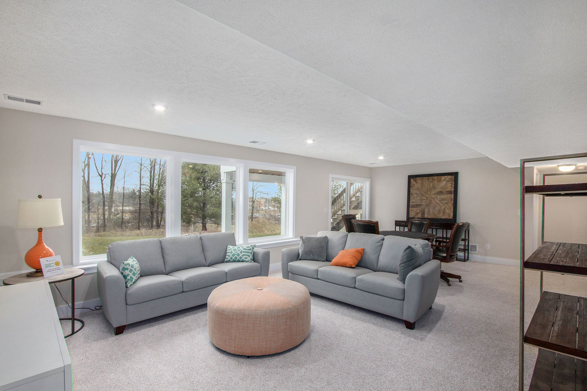 Living Area featured in The Preston By Eastbrook Homes Inc. in Grand Rapids, MI