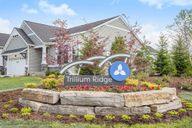 Trillium Ridge by Eastbrook Homes Inc. in Grand Rapids Michigan