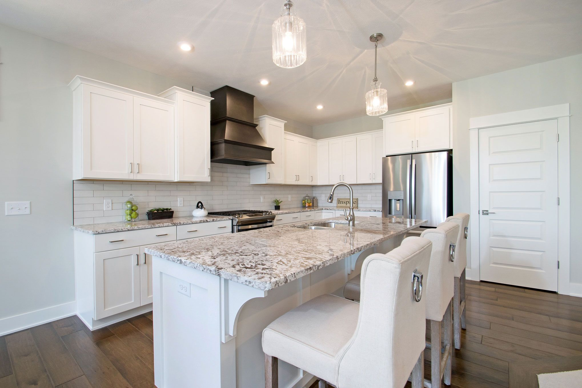 Kitchen featured in The Willow ll By Eastbrook Homes Inc. in Grand Rapids, MI