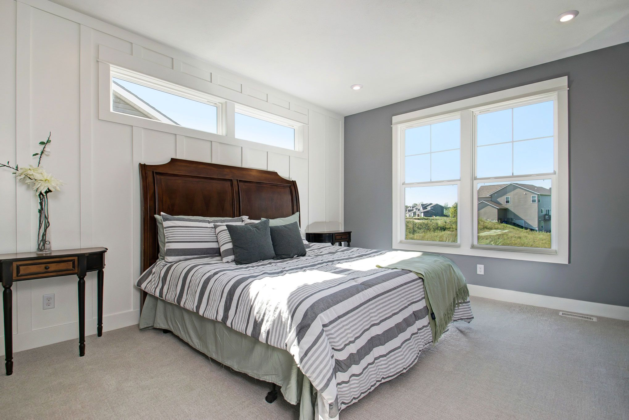 Bedroom featured in The Willow ll By Eastbrook Homes Inc. in Grand Rapids, MI