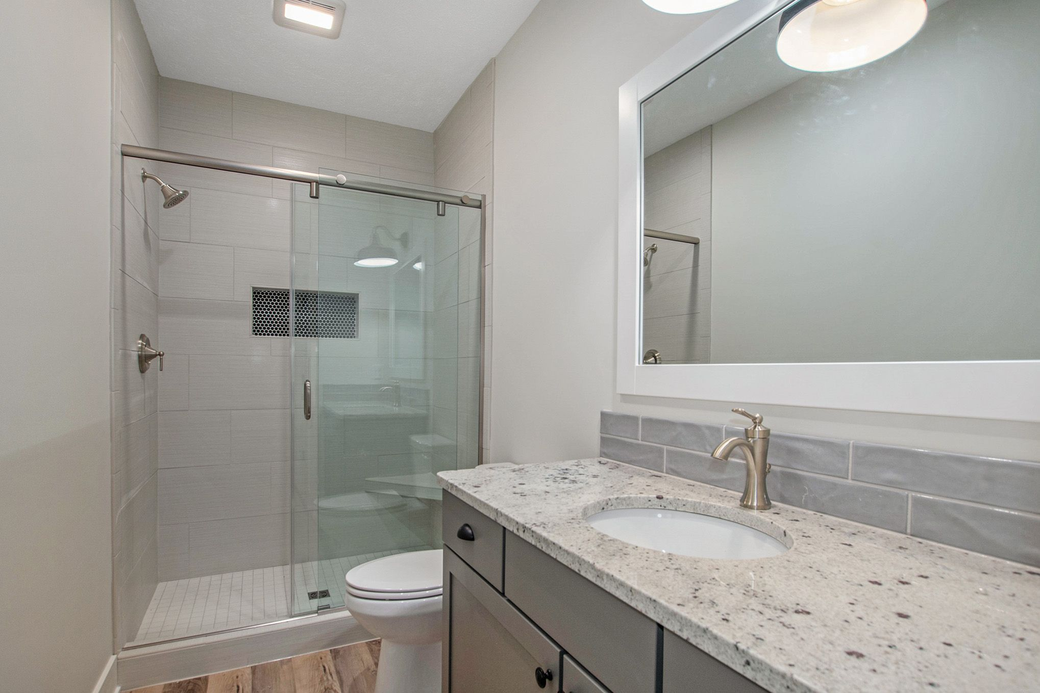 Bathroom featured in The Balsam By Eastbrook Homes Inc. in Lansing, MI