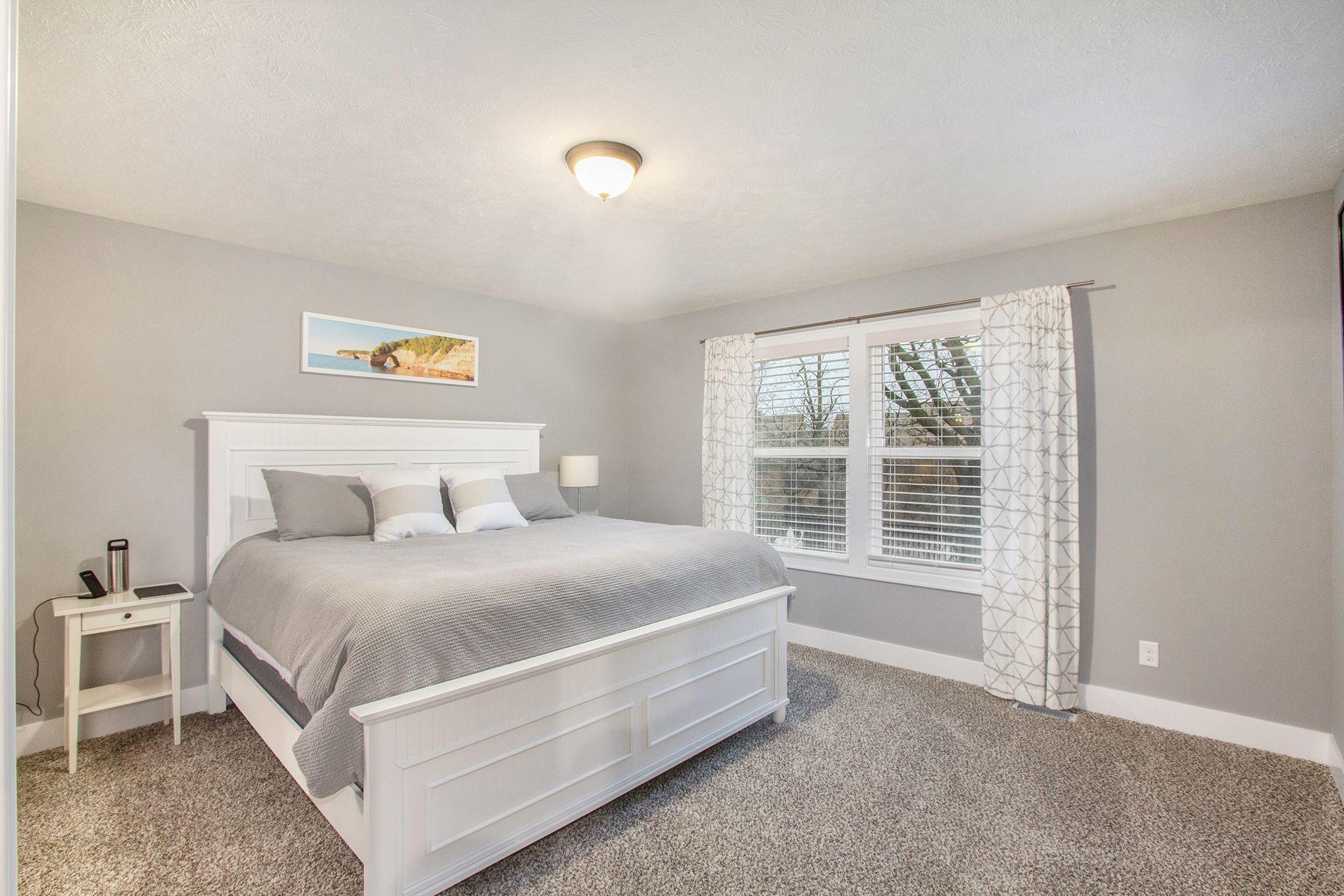 Bedroom featured in The Georgetown By Eastbrook Homes Inc. in Lansing, MI