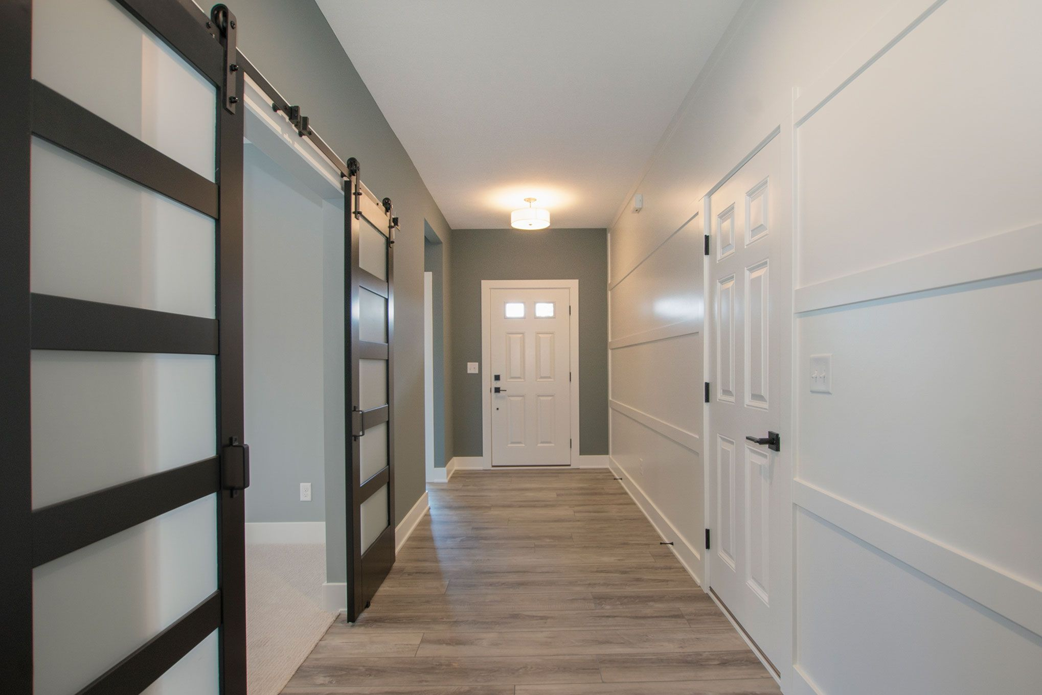 Living Area featured in The Pentwater II By Eastbrook Homes Inc. in Grand Rapids, MI