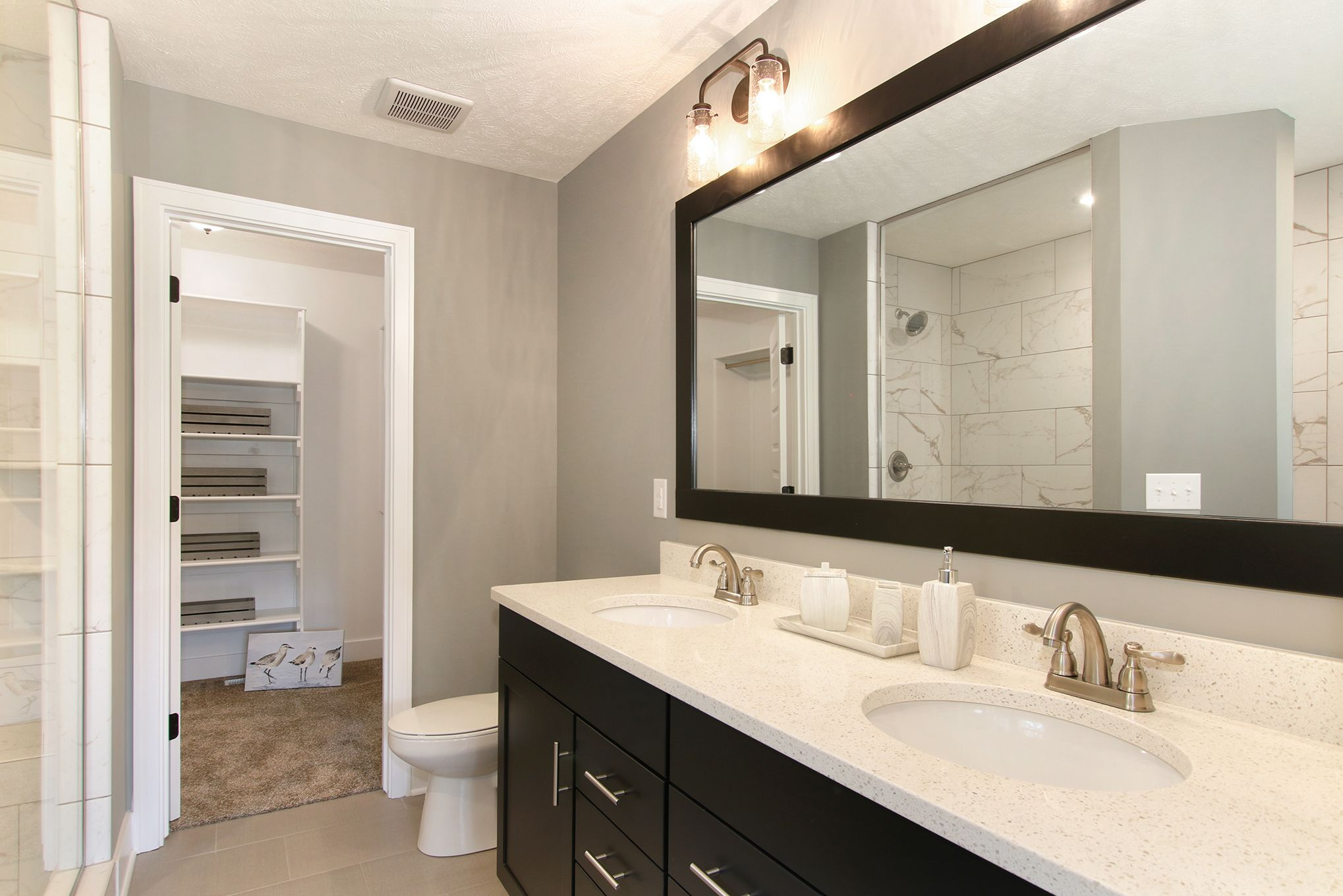 Bathroom featured in The Hadley By Eastbrook Homes Inc. in Lansing, MI