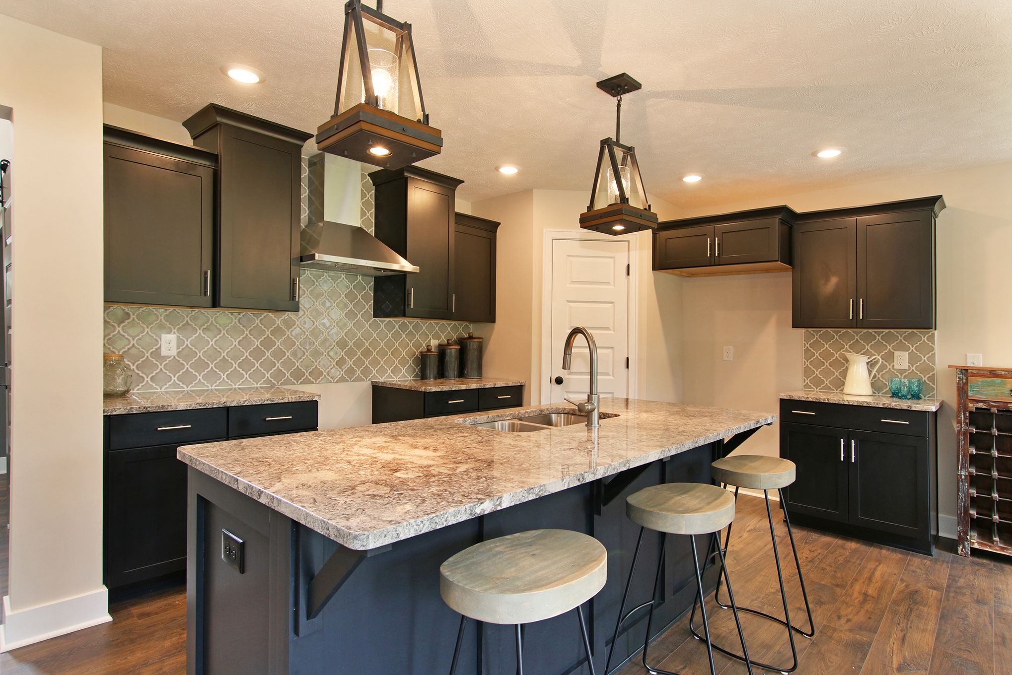 Kitchen featured in The Hadley By Eastbrook Homes Inc. in Grand Rapids, MI