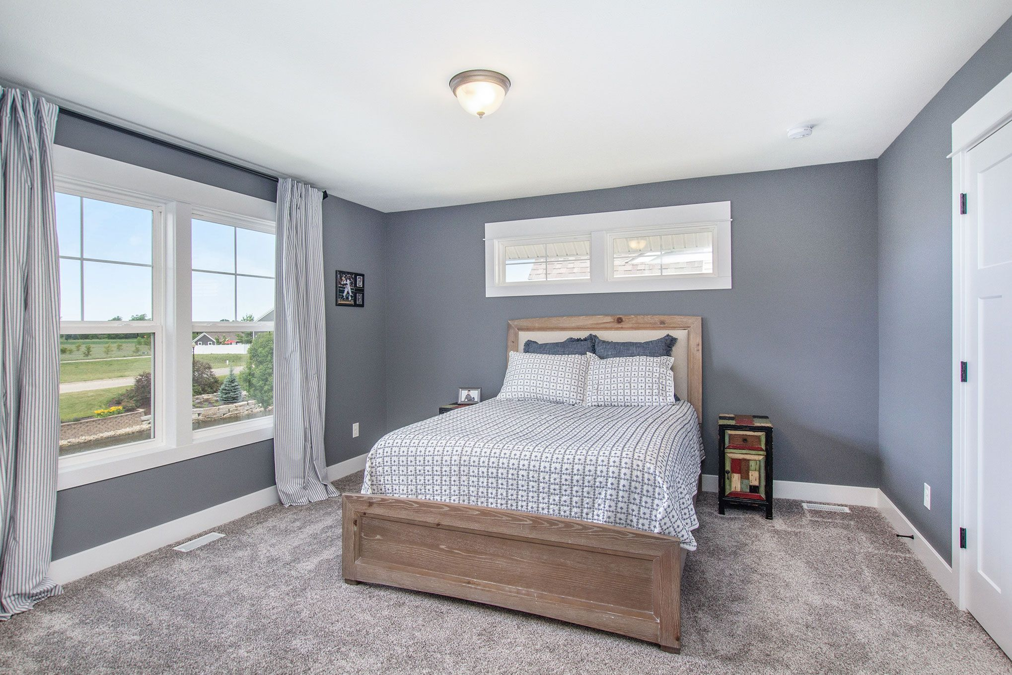 Bedroom featured in The Macatawa Legends Townhomes By Eastbrook Homes Inc. in Grand Rapids, MI