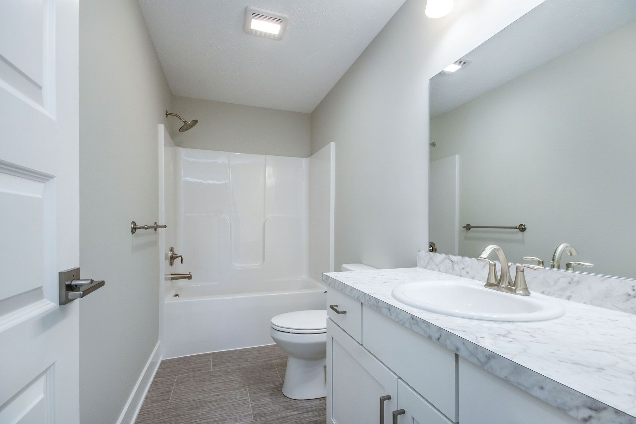 Bathroom featured in The Willow ll By Eastbrook Homes Inc. in Grand Rapids, MI