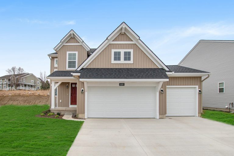 'Bingham Farms' by Eastbrook Homes Inc. in Lansing