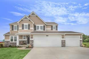 The Stockton - Prairie Winds: Zeeland, Michigan - Eastbrook Homes Inc.