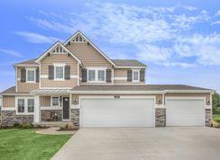 The Stockton - Shadow Glen: Lansing, Michigan - Eastbrook Homes Inc.
