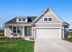 The Georgetown - Macatawa Legends: Holland, Michigan - Eastbrook Homes Inc.