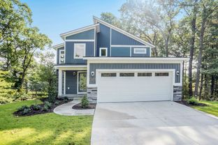 The Rowen - Lowing Woods: Jenison, Michigan - Eastbrook Homes Inc.