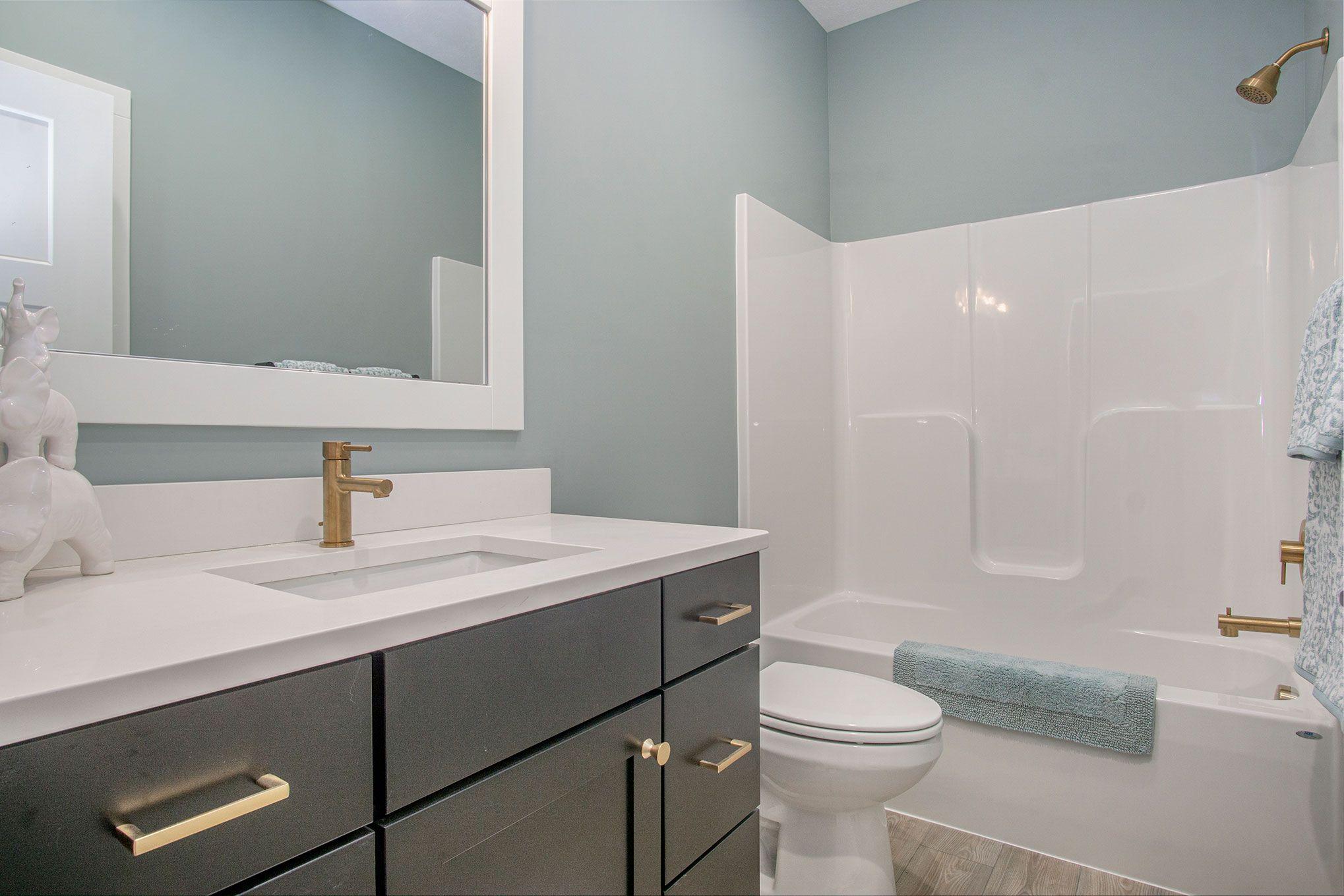 Bathroom featured in The Jasmine By Eastbrook Homes Inc. in Grand Rapids, MI