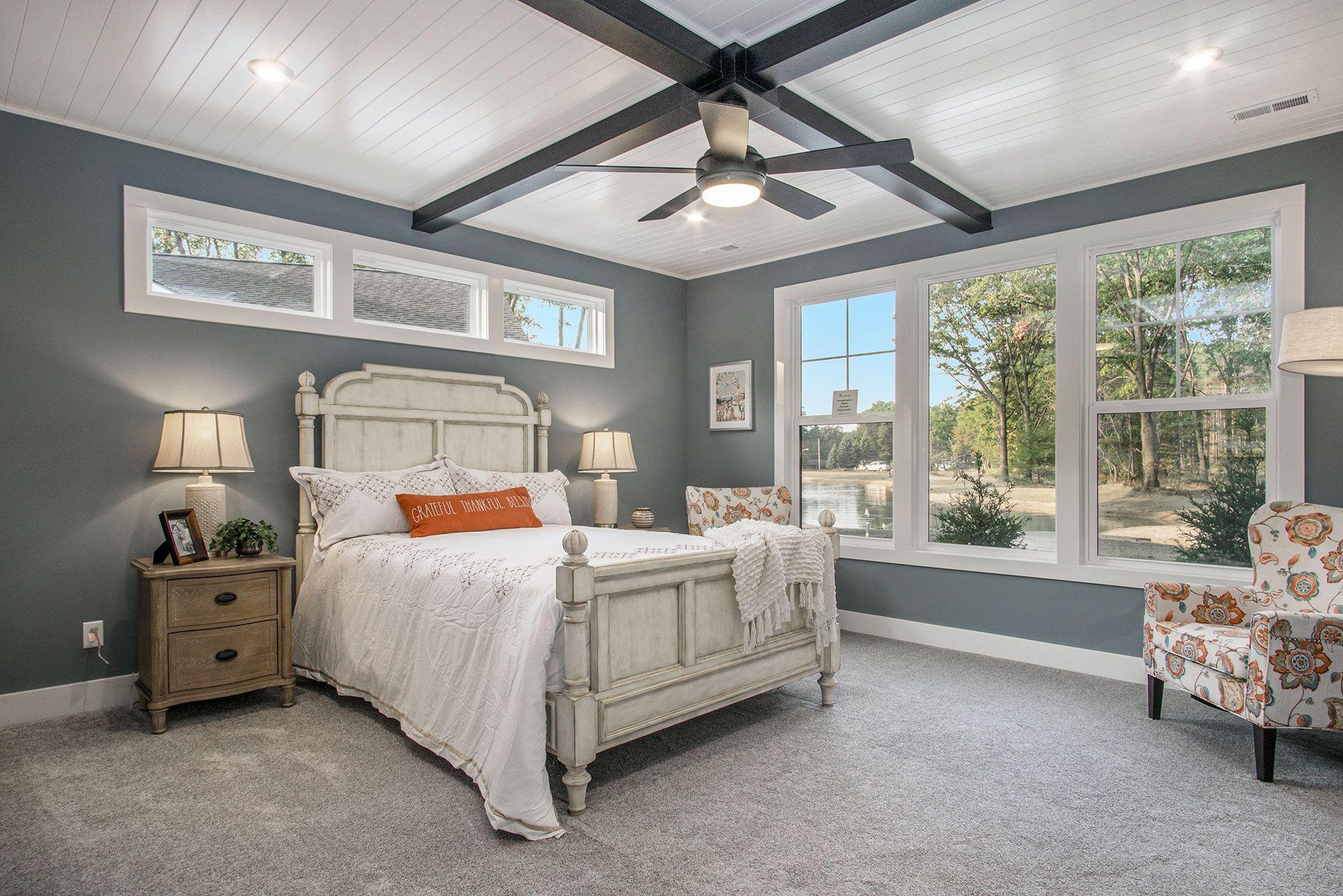 Bedroom featured in The Jasmine By Eastbrook Homes Inc. in Grand Rapids, MI