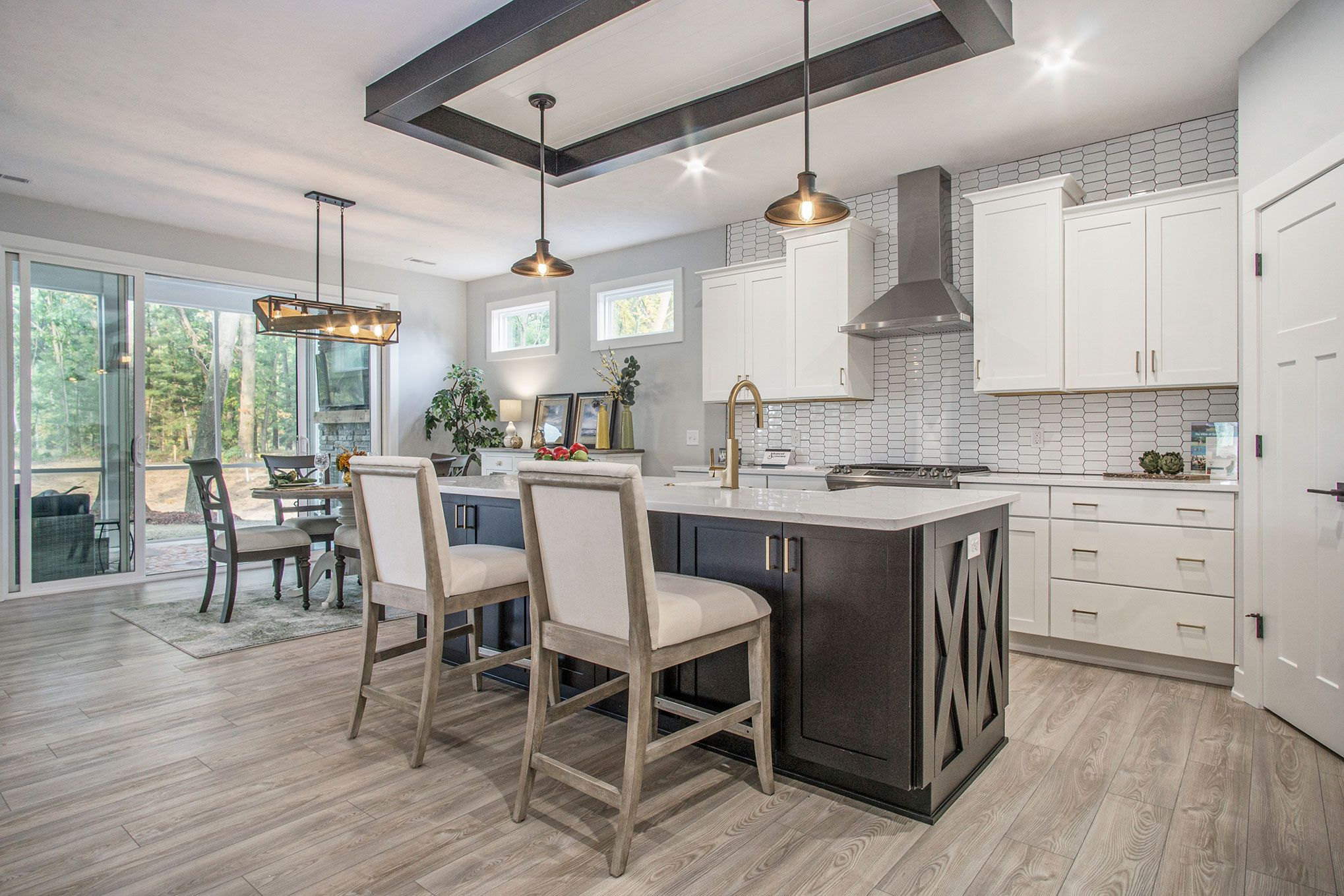 Kitchen featured in The Jasmine By Eastbrook Homes Inc. in Grand Rapids, MI