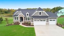 Hidden Canyon by Eastbrook Homes Inc. in Grand Rapids Michigan