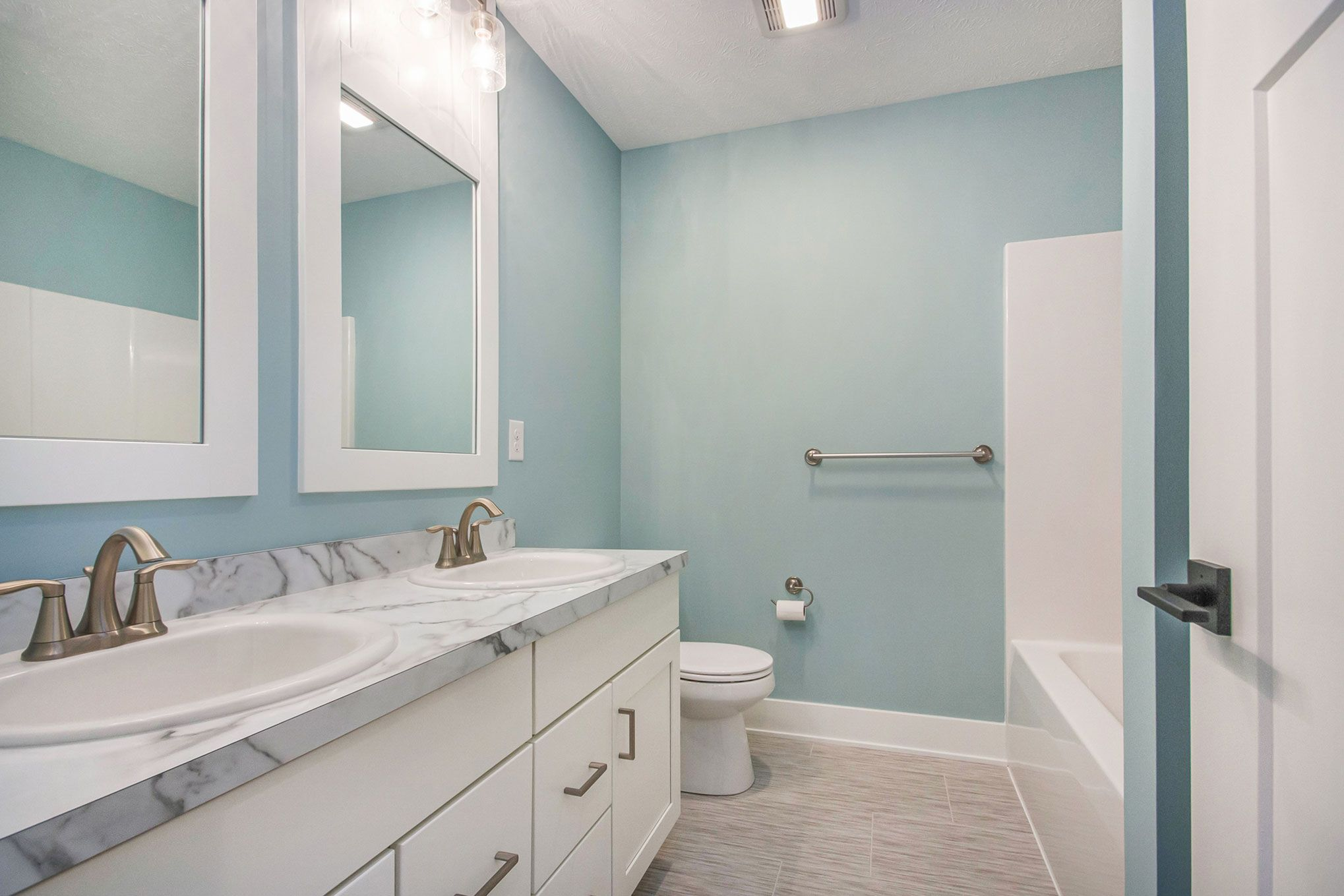Bathroom featured in The Newport By Eastbrook Homes Inc. in Grand Rapids, MI