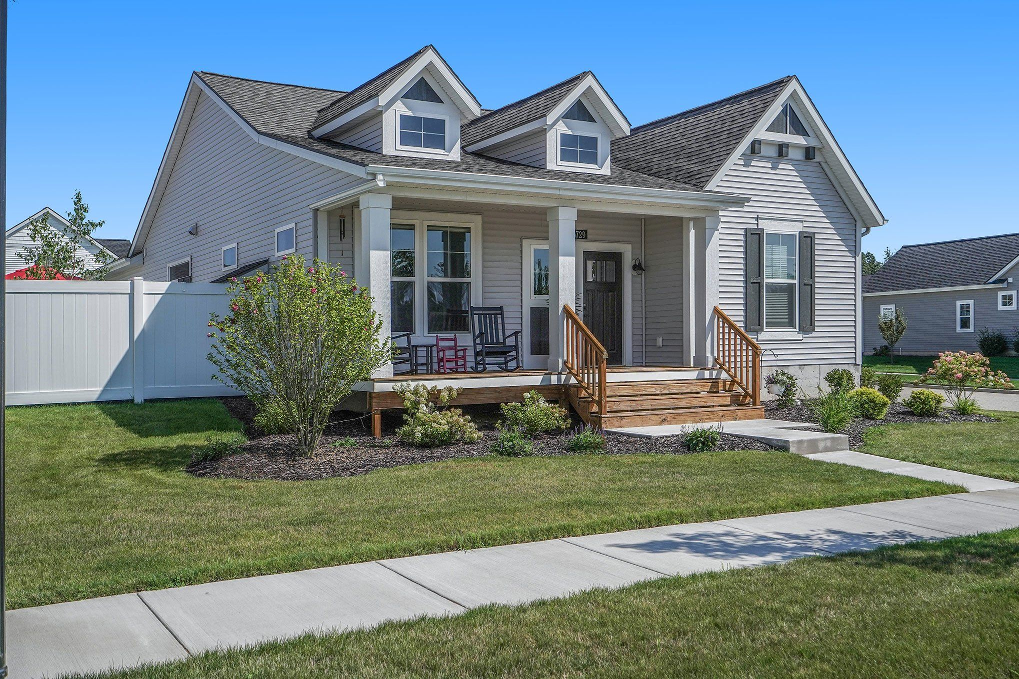 Town Square in Rockford, MI :: New Homes by Eastbrook ...