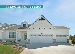 The Channing - Trillium Ridge: Hudsonville, Michigan - Eastbrook Homes Inc.
