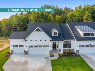 The Channing - Lincoln Pines: Grand Haven, Michigan - Eastbrook Homes Inc.