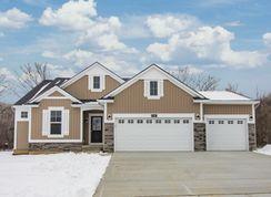 The Georgetown - Shadow Glen: Lansing, Michigan - Eastbrook Homes Inc.