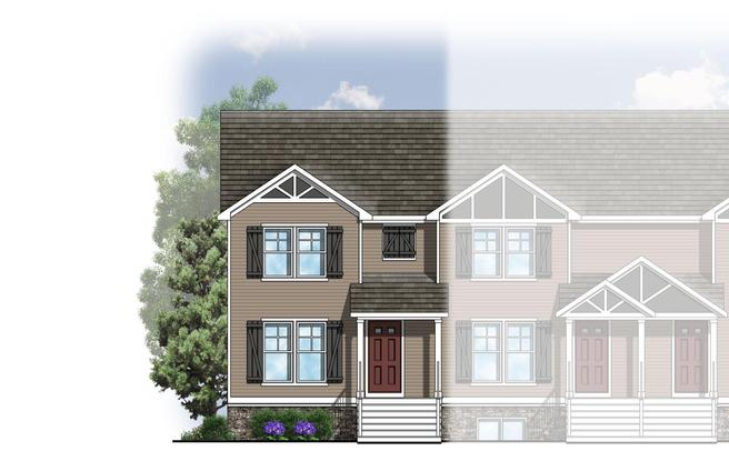 3825 Zaharas Lane (The College Fields Townhomes)
