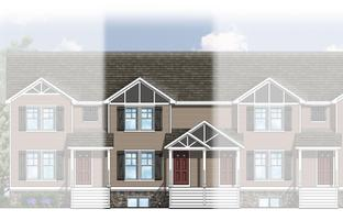 The College Fields Townhomes - College Fields: Okemos, Michigan - Eastbrook Homes Inc.