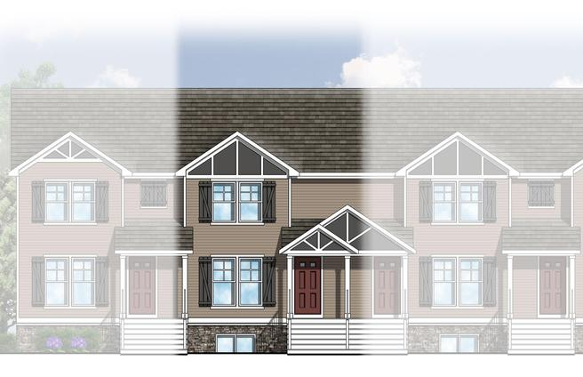 3827 Zaharas Lane (The College Fields Townhomes)