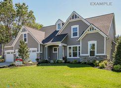 The Sebastian - Spring Grove Village: Hudsonville, Michigan - Eastbrook Homes Inc.