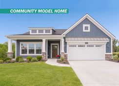 The Willow ll - Autumn Trails: Rockford, Michigan - Eastbrook Homes Inc.