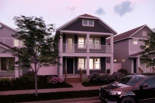 The Violet - Cook's Crossing: Byron Center, Michigan - Eastbrook Homes Inc.