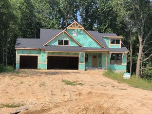 The Balsam - Wolven Ridge: Rockford, Michigan - Eastbrook Homes Inc.