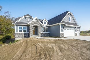 The Maxwell - Spring Grove Village: Hudsonville, Michigan - Eastbrook Homes Inc.