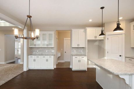 Kitchen-in-The Sebastian-at-Crowner Farms-in-Dewitt