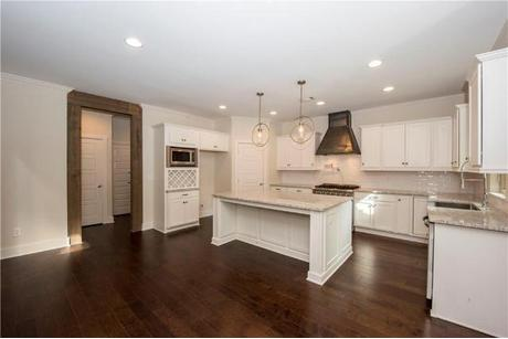 Kitchen-in-The Cullman ll-at-The Preserve-in-Waverly