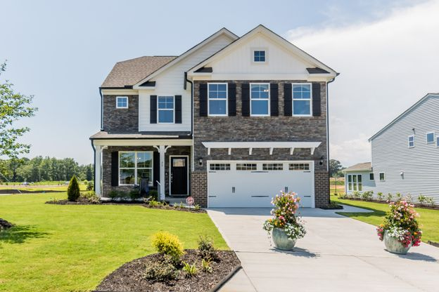 Prime Daniel Farms In Benson Nc New Homes By Eastwood Homes Download Free Architecture Designs Momecebritishbridgeorg