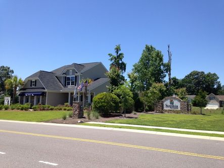 New Home Communities In Charleston Sc Area