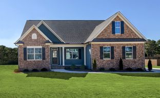 Adams Mill by Eastwood Homes in Greenville-Spartanburg South Carolina
