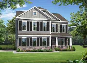 New Construction Floor Plans In Charlotte Nc Newhomesource