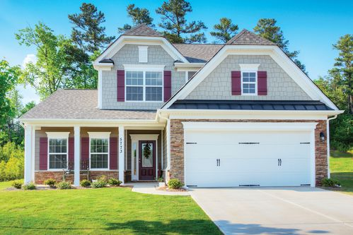 Caledonia by Eastwood Homes in Greenville-Spartanburg South Carolina