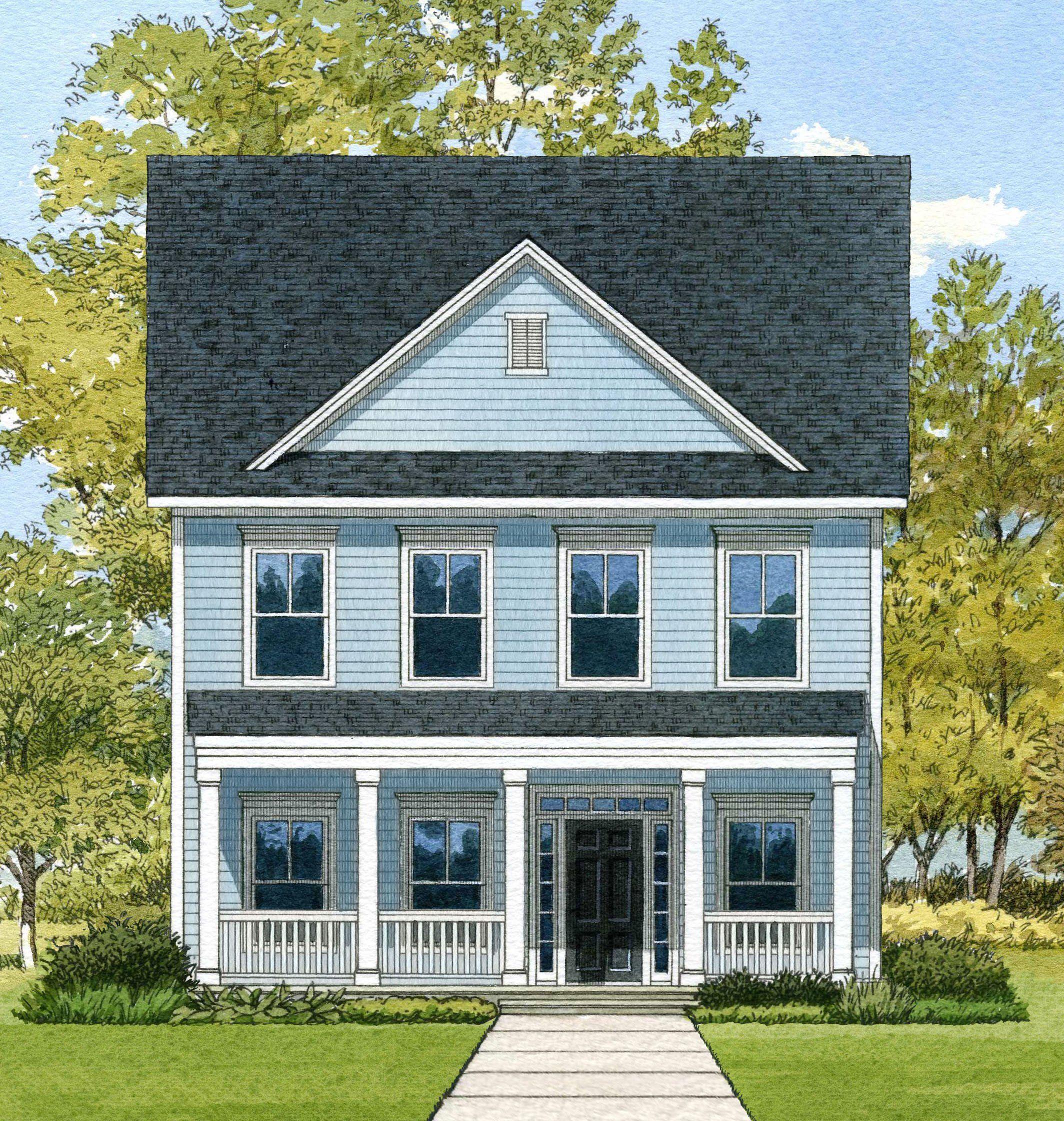 Charleston Sc Homes: Oak Terrace Preserve In North Charleston, SC, New Homes