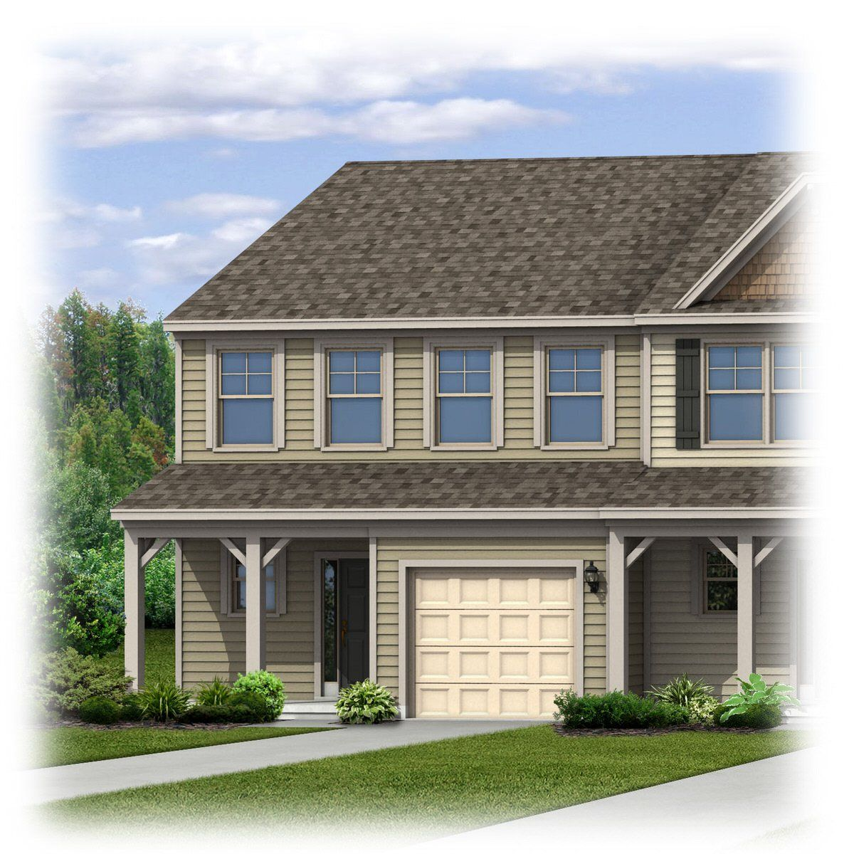 New Townhomes Homes Low  S North Florida