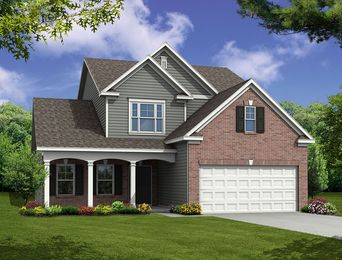 Raleigh Ii Briargate Mooresville North Carolina Eastwood Homes