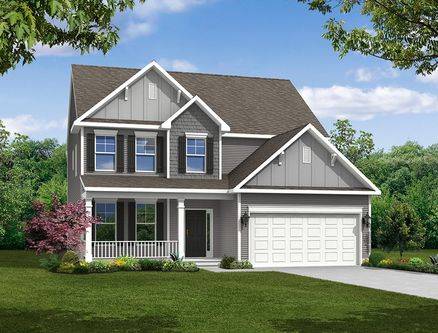 Wessinger Farms by Eastwood Homes in Columbia South Carolina