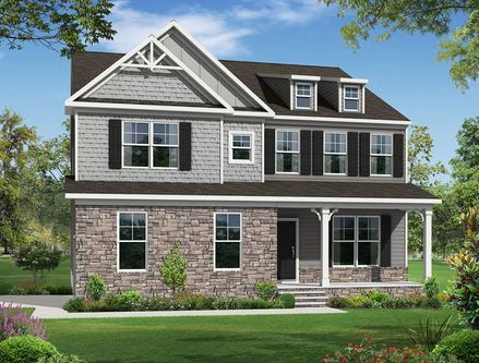 The Estates at Meadowville Landing by Eastwood Homes in Richmond-Petersburg Virginia