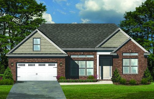 Regatta Forest by Eastwood Homes in Columbia South Carolina