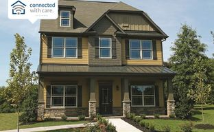 Griffin Park by Eastwood Homes in Greenville-Spartanburg South Carolina