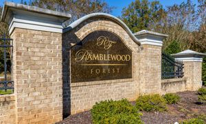 homes in Ramblewood Forest by Eastwood Homes