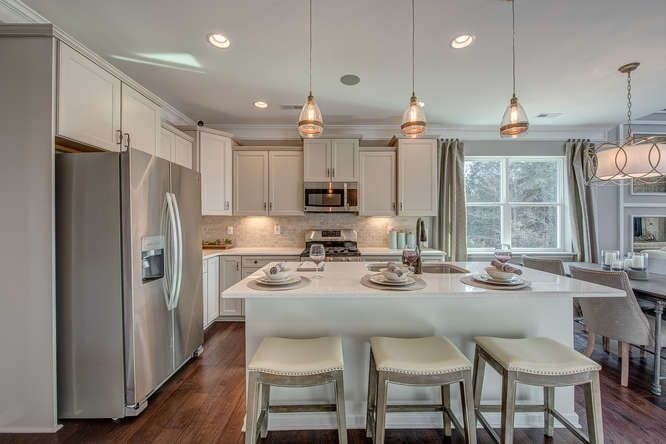 'Attenborough Townhomes' by Greenville in Greenville-Spartanburg