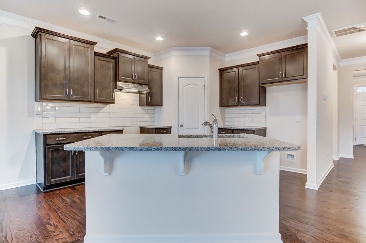 Kitchen featured in the Columbia By Eastwood Homes in Greenville-Spartanburg, SC